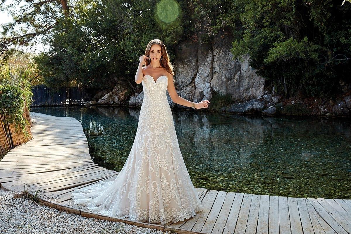 Wedding Dress Virginia in stores now – Eddy K Bridal Gowns ...