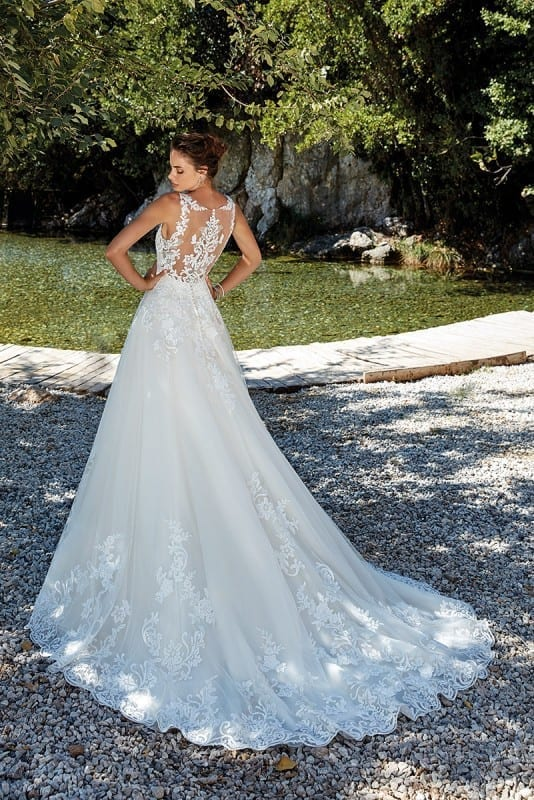 Wedding Dress Zoe in stores now – Eddy K Bridal Gowns | Designer ...
