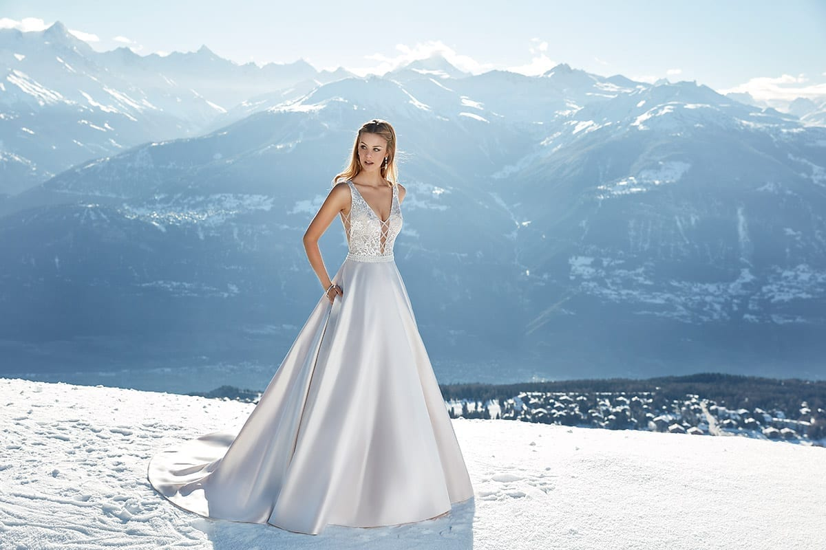 Introducing the Sky Collection by Eddy K. Fall 2018 | Eddy K Bridal ...