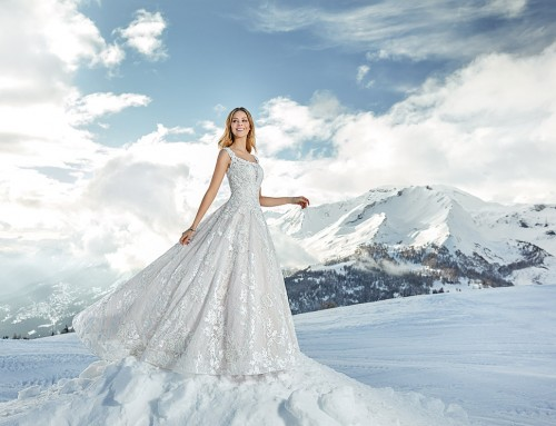 Wedding Dress SKY148  in stores August