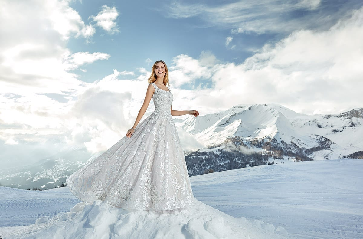 Wedding Dress SKY148 in stores August – Eddy K Bridal Gowns ...