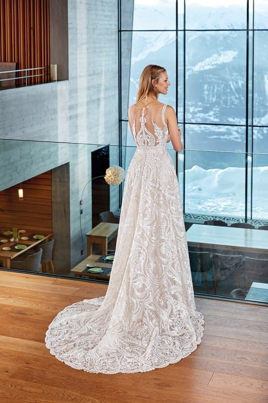 Wedding Dress SKY156 in stores August – Eddy K Bridal Gowns ...