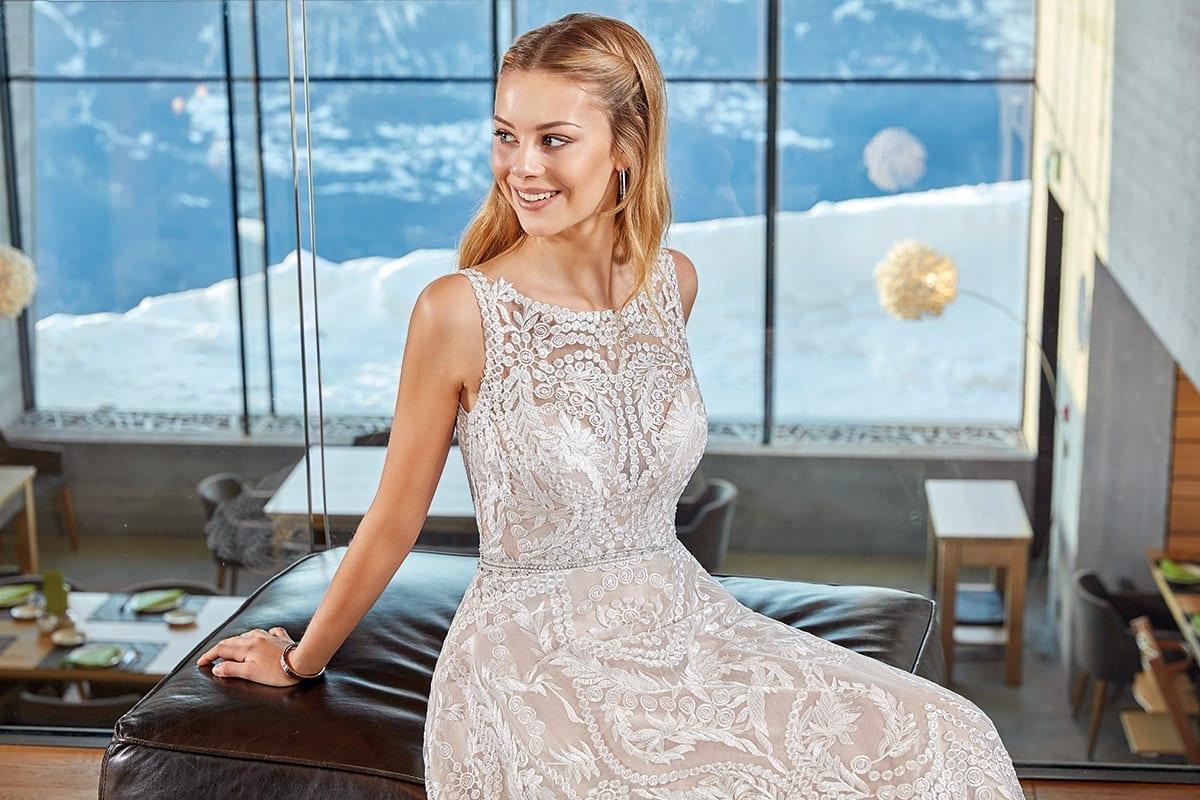 A-line   Eddy K Bridal Gowns   Designer Wedding Dresses 2018