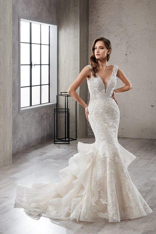 Wedding Dress Ct210 Eddy K Bridal Gowns Designer