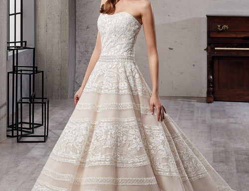 Wedding Dress CT213