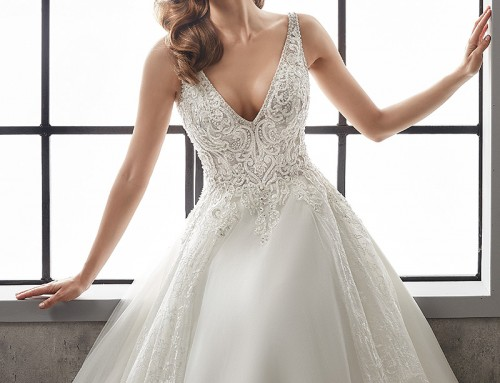Wedding Dress CT216
