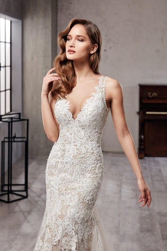 Wedding Dress CT225 – Eddy K Bridal Gowns | Designer Wedding Dresses ...