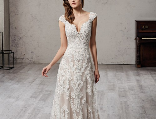 Wedding Dress CT229