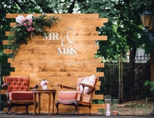 How to make wedding backdrops [+50 wedding backdrop ideas]