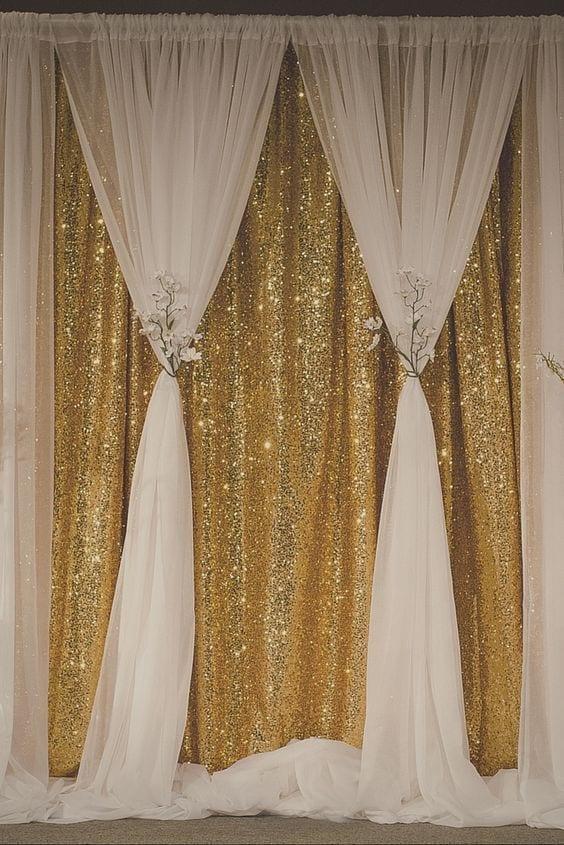 How To Make Wedding Backdrops 50 Wedding Backdrop Ideas