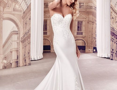 Wedding Dress MD268