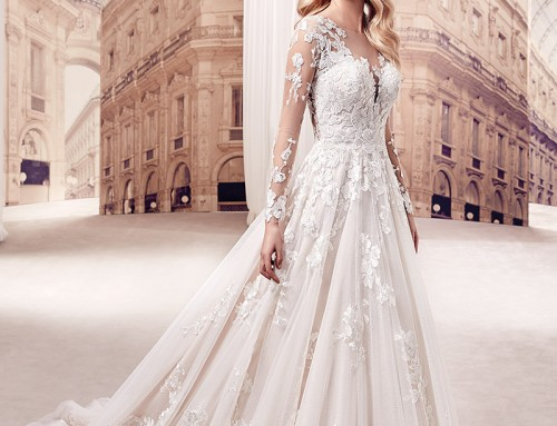 Wedding Dress MD269