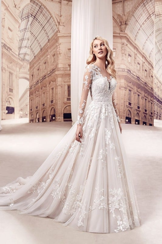 2a54ef16b03f Wedding Dress MD269 – Eddy K Bridal Gowns | Designer Wedding Dresses ...