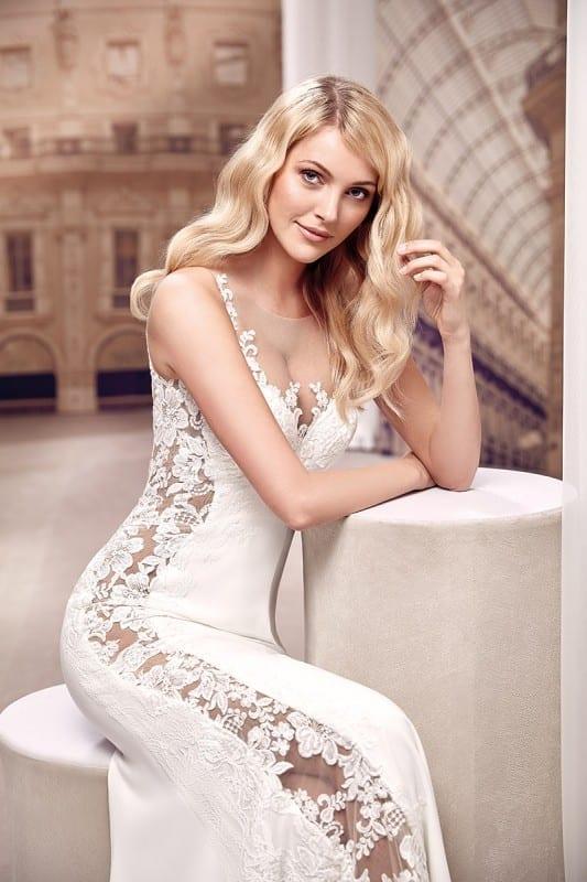 Slit | Eddy K Bridal Gowns | Designer Wedding Dresses 2018