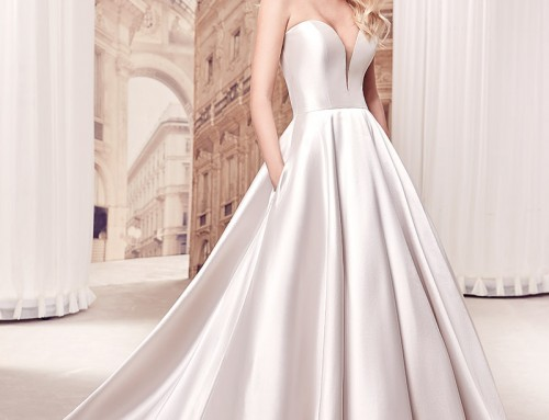 Wedding Dress MD273