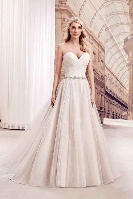 Tulle | Eddy K Bridal Gowns | Designer Wedding Dresses 2018