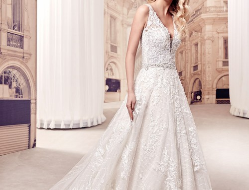 Wedding Dress MD276