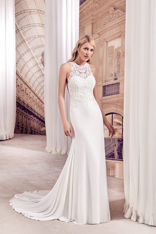 High Neck – Eddy K Bridal Gowns | Designer Wedding Dresses 2018