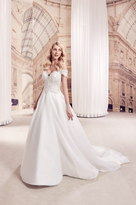 Organza | Eddy K Bridal Gowns | Designer Wedding Dresses 2018