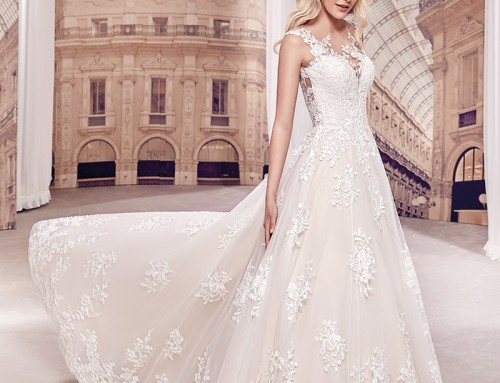 Wedding Dress MD285