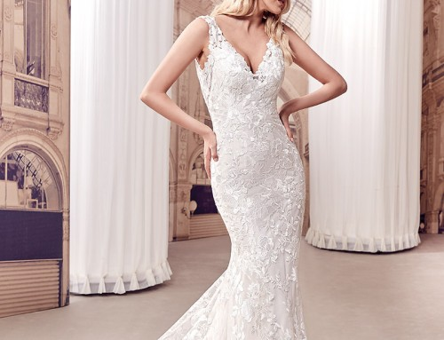 Wedding Dress MD290