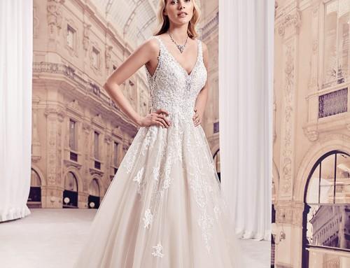 Wedding Dress MD297