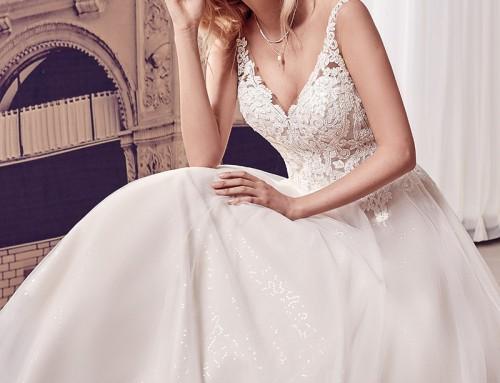 Wedding Dress MD298