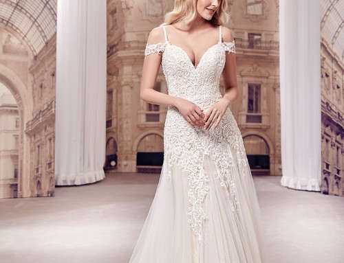 Wedding Dress MD299