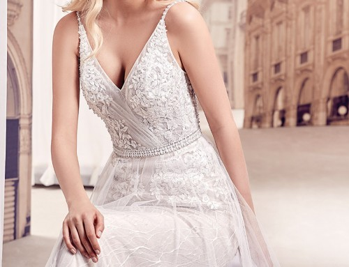 Wedding Dress MD300