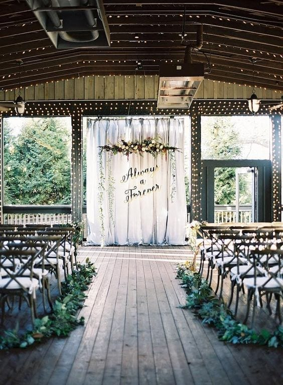 How to make wedding backdrops [+50 wedding backdrop ideas] – Eddy ...