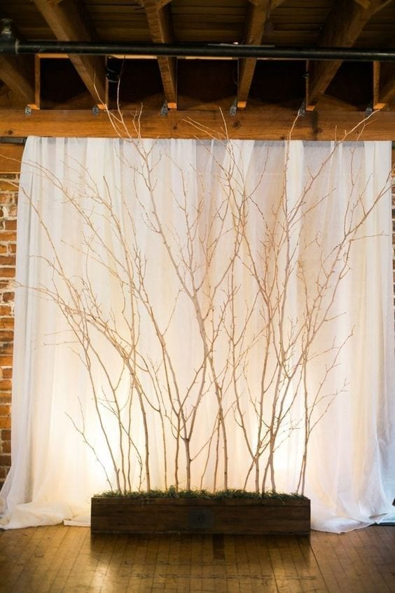 How To Make Wedding Backdrops 50 Backdrop Ideas