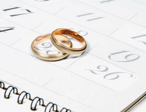 A complete wedding checklist [+20 wedding to-do list]