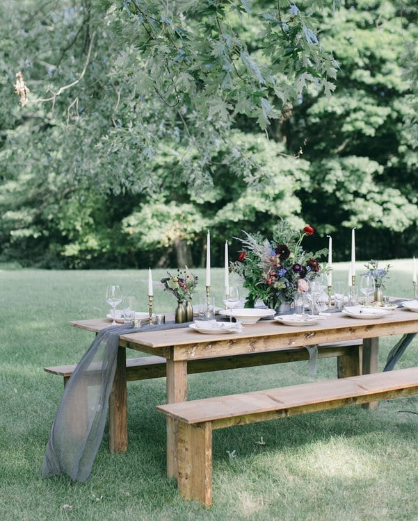 50 Easy Wedding Table Decoration Ideas [to Follow In 2019