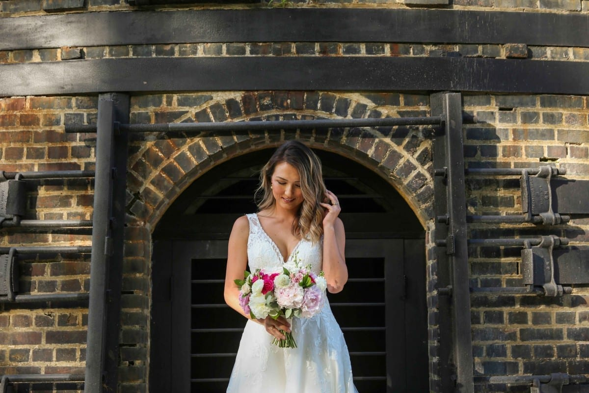 Wedding Wednesday: Styled Photoshoot Featuring Kyra From