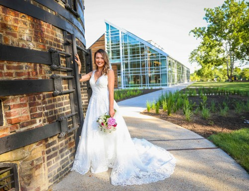 Wedding Wednesday: Styled Photoshoot featuring Kyra from the Dreams 2019 Collection