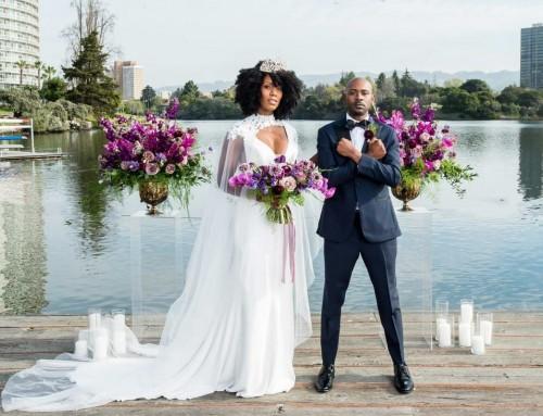 Wedding Wednesday: A Wakanda Wedding featuring SEK1182