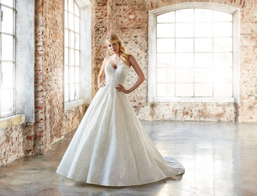 Wedding Dress SKY162