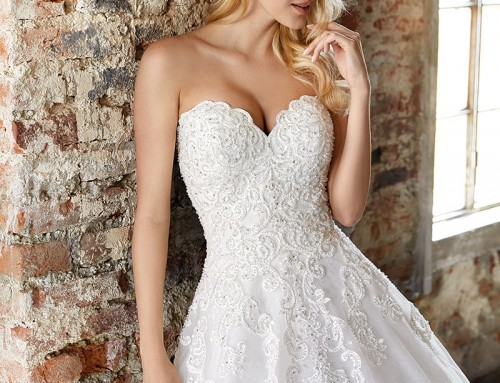 Wedding Dress SKY170