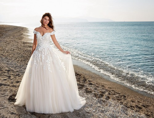 Wedding Dress Cala
