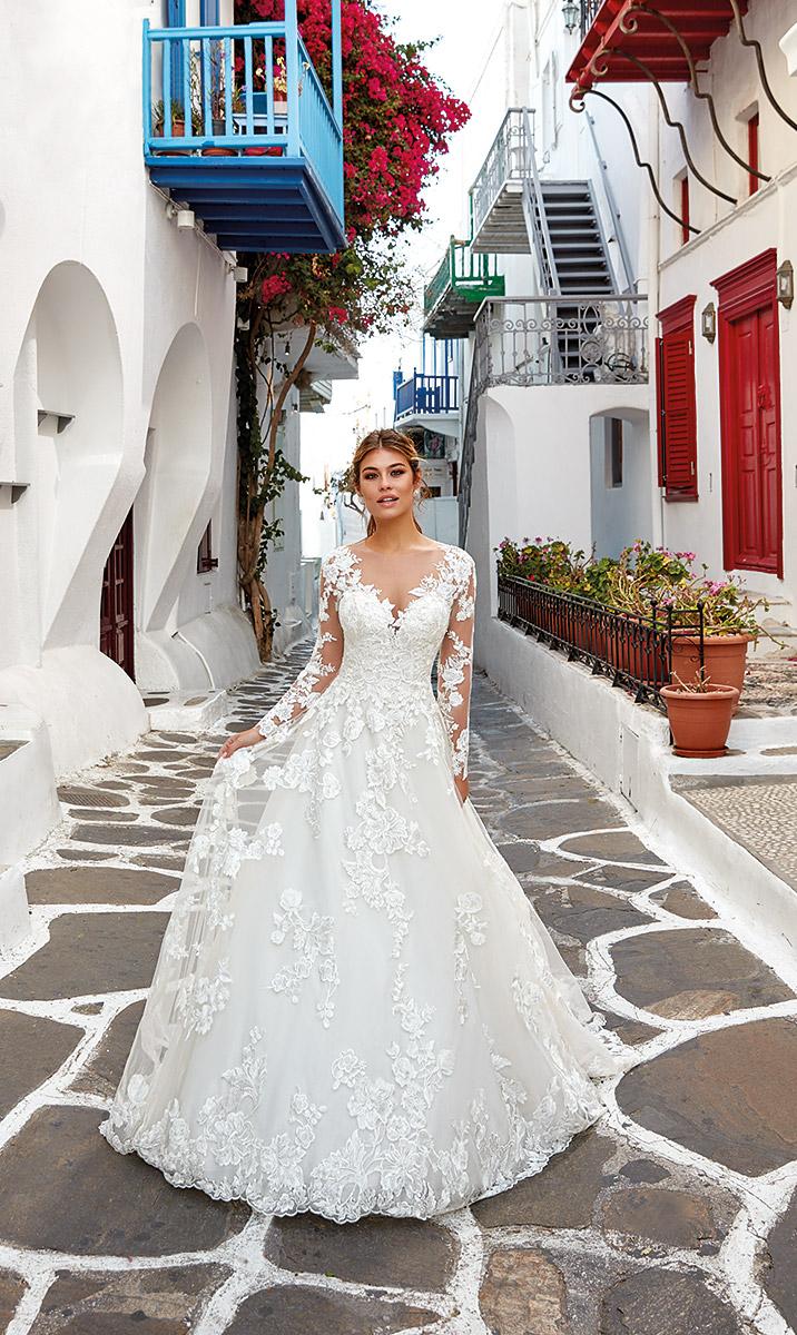 Wedding Dress Chloe Eddy K Bridal Gowns Designer Wedding Dresses 2020