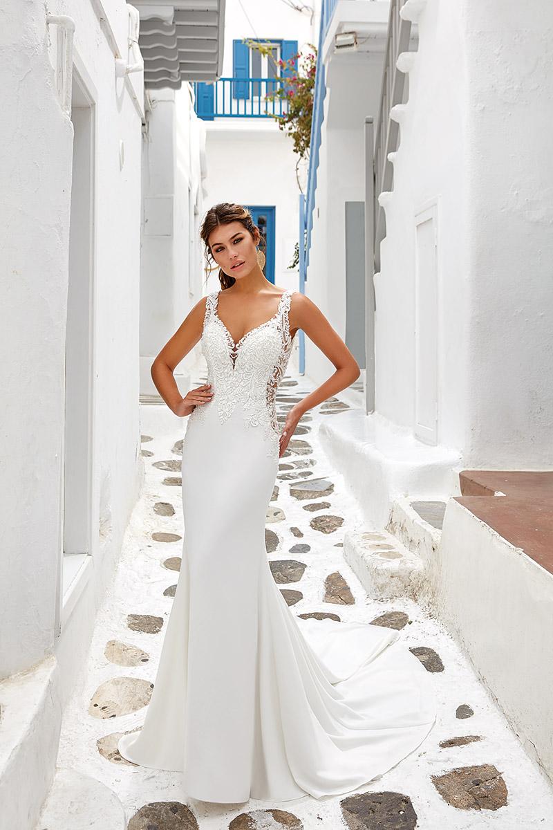 Wedding Dress Daniela – Eddy K Bridal Gowns   Designer Wedding ...