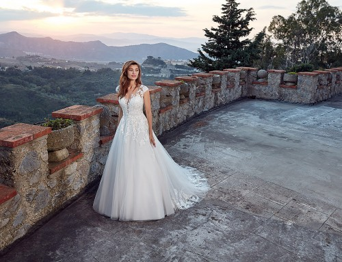 Wedding Dress EK1266