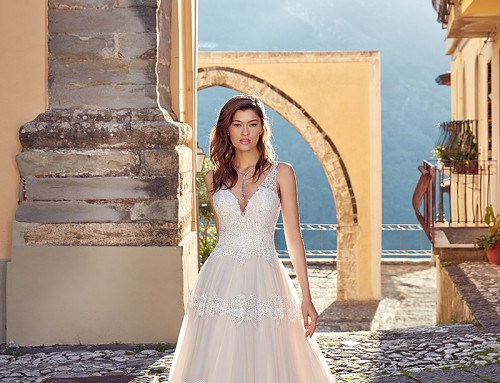 Wedding Dress EK1270