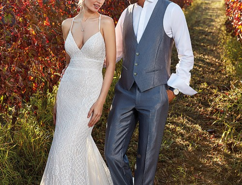 Wedding Dress EK1278