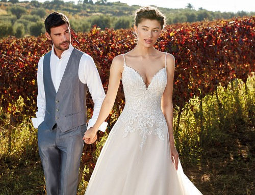 Wedding Dress EK1281