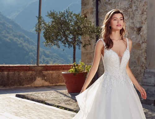 Wedding Dress EK1284