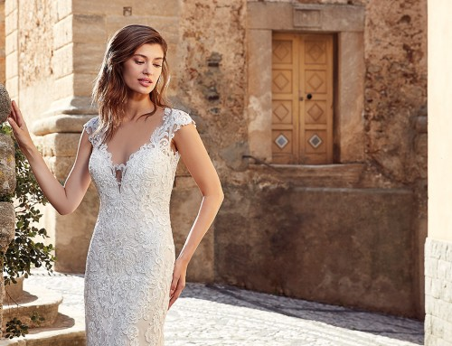 Wedding Dress EK1297