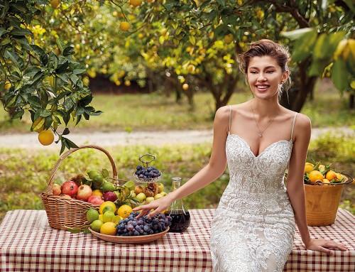 Wedding Dress EK1299