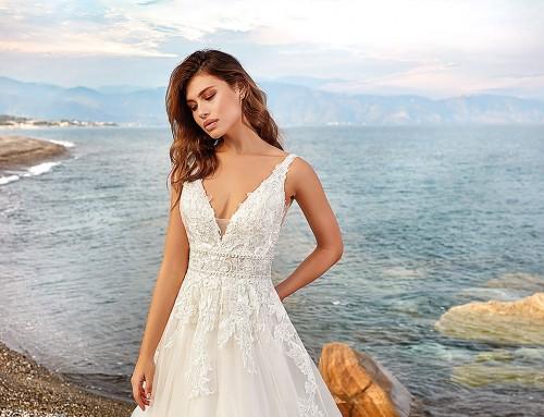 Wedding Dress Adela Eddy K Bridal Gowns Designer