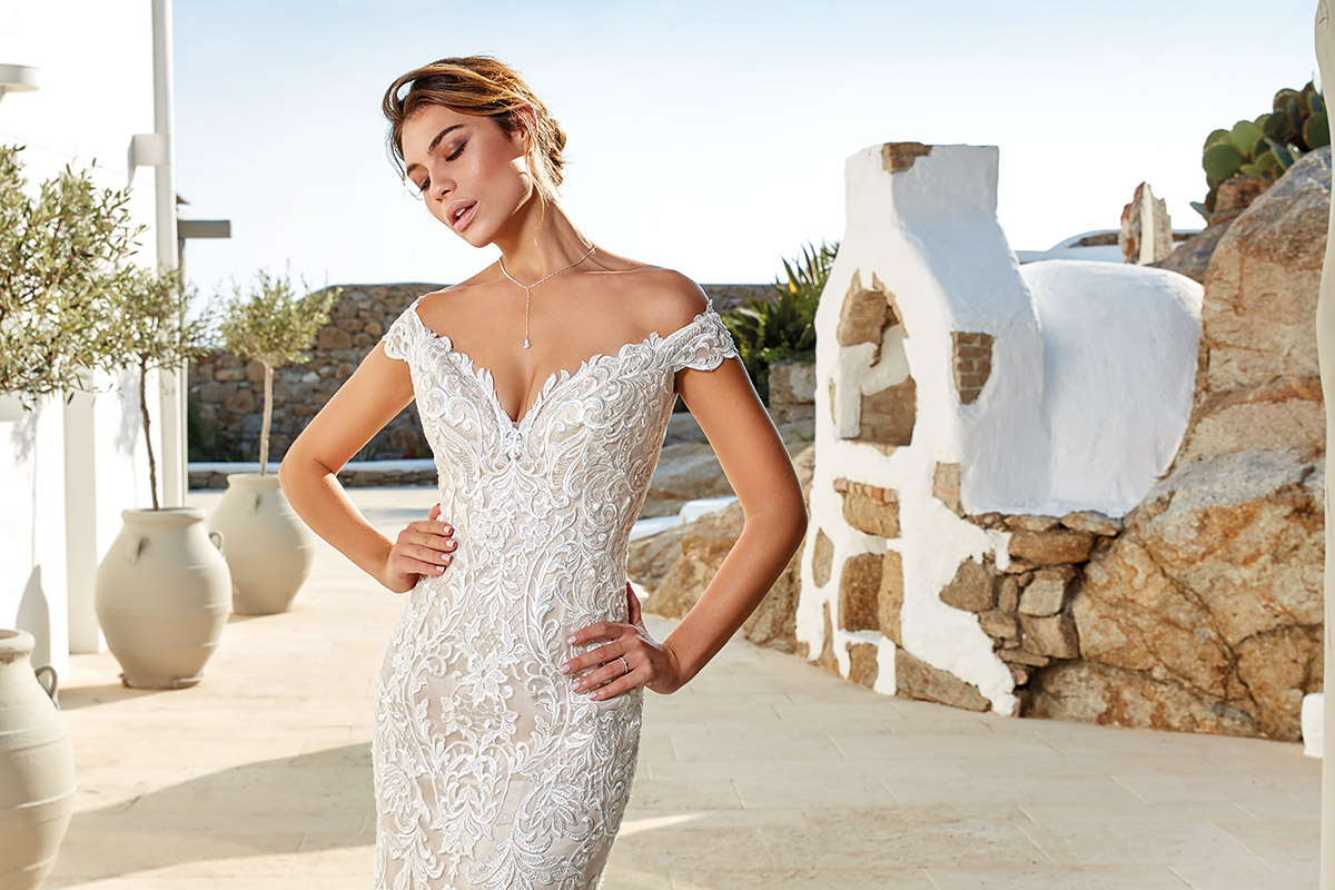 Wedding Dress Madison – Eddy K Bridal Gowns